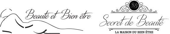 logo beauté et bien-être secret de beauté